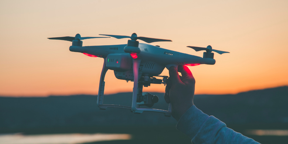New on Blogistics: Drones for Humanity