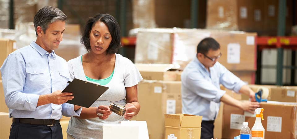 Simplify your small parcel shipping operations