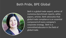 Removing Barriers to Global Compliance